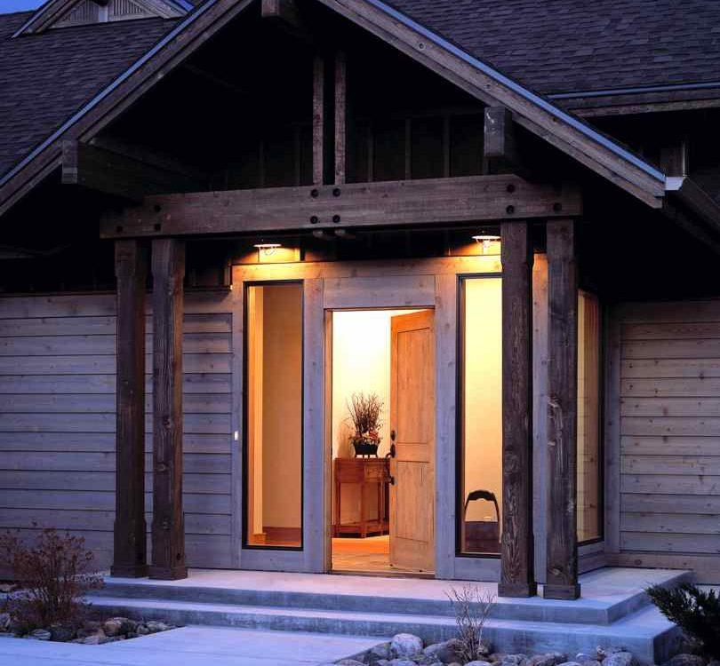 custom built homes Sheridan mt