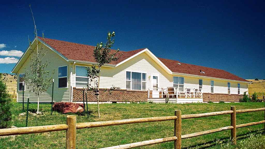 modular homes Sheridan mt
