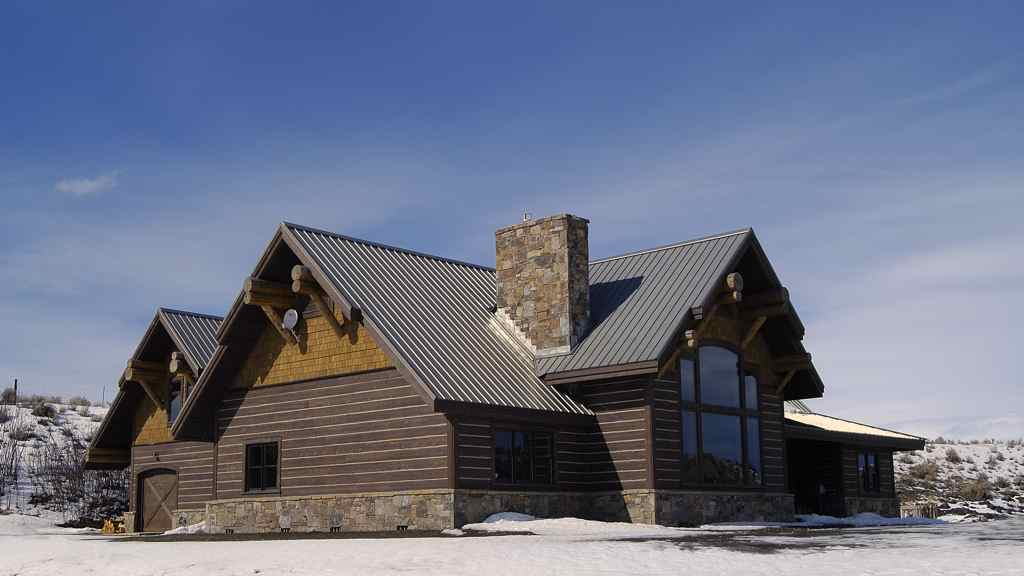 custom built homes Sheridan mt